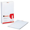 Universal® Perforated Edge Writing Pad, Wide/Margin Rule, Legal, White, 50-Sheet, Dozen