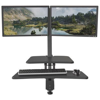 Blt 90531 Balt Up Rite Desk Mounted Sit Stand Workstation