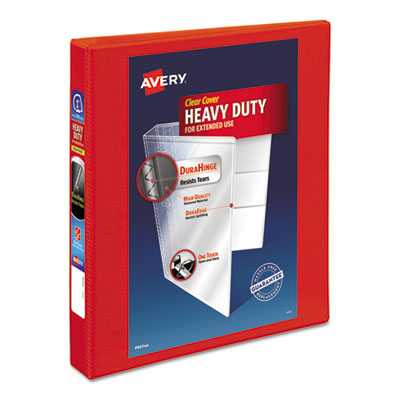 Ave 79170 Avery Heavy Duty View Binder Wlocking 1 Touch Ezd Rings