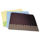 Decorative Folders, Letter, Assorted, 6/Pack WLJ31803