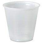 Galaxy Translucent Cups, 3.5 oz, 100/Pack SLOP35APK