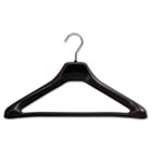 One-Piece Hangers, 8/Pack SAF4248BL