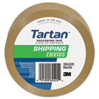 "Bulk-Packed Commercial Grade Tape, 2"" x 55yds, 3"" Core, Tan MMM3710T6"