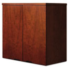 Mira Series Wood Veneer Wardrobe Unit, 34-1/2w x 24d x 38h, Medium Cherry MLNMWD3624MC