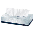 KLEENEX White Facial Tissue, 2-Ply, White, POP-UP Box, 125/Box KIM21606BX