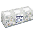 KLEENEX Facial Tissue, 2-Ply, POP-UP Box, 95/Box, 3 Boxes/Pack KIM21200