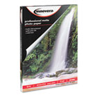 Heavyweight Photo Paper, Matte, 8-1/2 x 11, 50 Sheets/Pack IVR99650