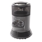 Mini-Tower Heater, 750W - 1500W, Gray HWLHZ0360