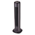 "Oscillating Tower Fan, Three-Speed, Black, 5 9/10""W x 31""H HLSHT26U"