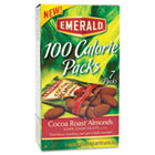 100 Calorie Pack Dark Chocolate Cocoa Roast Almonds, .63oz Packs, 7/Box DFD84325