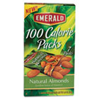 100 Calorie Pack All Natural Almonds, .63oz Packs, 7/Box DFD34325