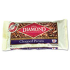 Chopped Pecans, 8oz Bag DFD14231