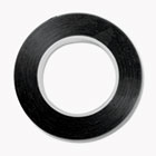 "Art Tape, Black Gloss, 1/8"" x 324"" COS098077"