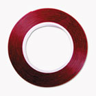 "Art Tape, Red Gloss, 1/4"" x 324"" COS098074"