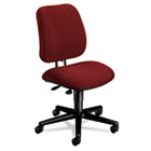 7700 Series Multi-Task Swivel chair, Burgundy HON7703AB62T