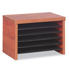 Valencia Under-Counter File Organizer Shelf, 15-3/4w x 10d x 11h, Cherry ALEVA316012MC