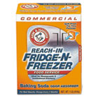 Fridge-n-Freezer Pack Baking Soda, Unscented, Powder CHU3320084011