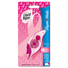 "Pink Ribbon DryLine Grip Correction Tape, Non-Refillable, 1/5"" x 335"" PAP1742839"