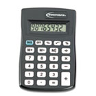 15901 Pocket Calculator, 8-Digit LCD IVR15901