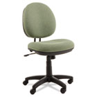 Interval Series Swivel/Tilt Task Chair,100% Acrylic w/Tone-On-Tone Pattern,Green ALEIN4871