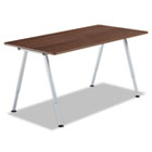OfficeWorks Freestyle Table Top, 60w x 30d, Walnut ICE68214