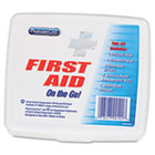 First Aid On the Go Kit, Mini, 13 Pieces/Kit ACM90101