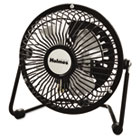 Mini High Velocity Personal Fan, One-Speed, Black HLSHNF0410ABM