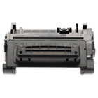 HP 90A, (CE390A) Black Original LaserJet Toner Cartridge HEWCE390A