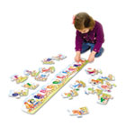 Alphabet Train Floor Puzzle CKC95173