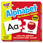 Fun to Know Puzzles, Alphabet TEPT36002