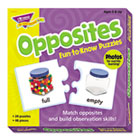 Fun to Know Puzzles, Opposites TEPT36004