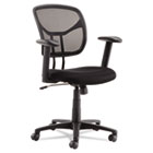 Swivel/Tilt Mesh Task Chair, Black OIFMT4818