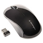 Mouse for Life Wireless Three-Button Mouse, Left/Right, Black KMW72401