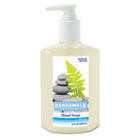 Liquid Hand Soap, Floral, 8 oz Pump Bottle BWK8500EA