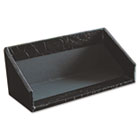 Aurora ProFormance Business Card Holder, Black, 1 5/8 x 1 3/4 x 4 1/8 AUA09205