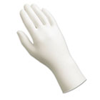 Dura-Touch 5 Mil PVC Disposable Gloves, Large, Clear, 100/Box AHP34725L