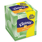 KLEENEX Anti-Viral Facial Tissue, 3-Ply, 68 Sheets/Box KIM25836BX