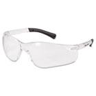 BearKat Safety Glasses, Frost Frame, Clear Lens CRWBK110AF