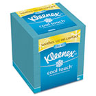 Cool Touch Facial Tissue, 3-Ply, 50 Sheets/Box KIM29388BX