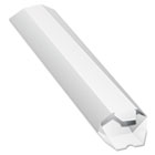 Expand-on-Demand Mailing Tube, White, 2 to 4 3/4 x 15 QUA46001