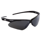 V30 Nemesis Safety Glasses, Black Frame, Smoke Lens KIM25688
