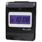 ATR240 Top Loading Time Clock, Black/Red Ink, 8 x 6 x 10, Black ACP010270001