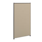 Versé Office Panel, 24w x 42h, Gray BSXP4224GYGY