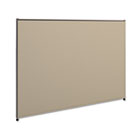 Versé Office Panel, 60w x 42h, Gray BSXP4260GYGY