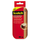 "Scotch Cover-Up Roll,  6"" x 15', Brown, 1 Roll MMMRUCUR15"