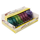 "MONO Correction Tape, Assorted Retro Color Dispensers, 1/6"" x 394"", 10/Pk TOM68723"