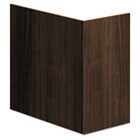 Voi End Panel Support, 16w x 30d x 28-1/2h, Columbian Walnut HONVSE30XZ