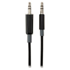 Auxiliary Audio Cable, 3.5mm, 4 ft., Black KMW39202