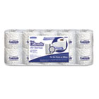 KLEENEX COTTONELLE Two-Ply Bathroom Tissue, 506 Sheets/Roll, 10 Rolls/Pack KIM88336PK