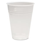Translucent Plastic Hot/Cold Cups, 9oz, 100/Pack BWKTRANSCUP9PK